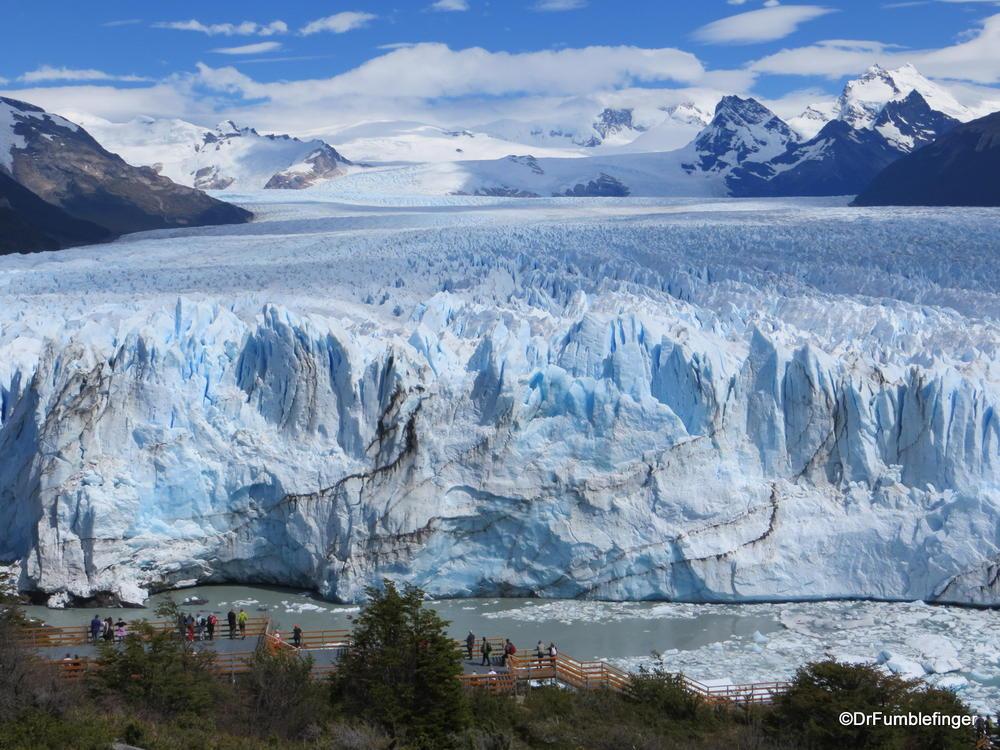Patagonia's Perito Moreno Glacier, Argentina