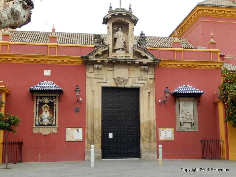 Iglesia San Lorenzo, Seville