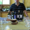 Wine Tasting, El Calafante.  A fine assortment of Argentinian wines were sampled, including their wonderful Malbec