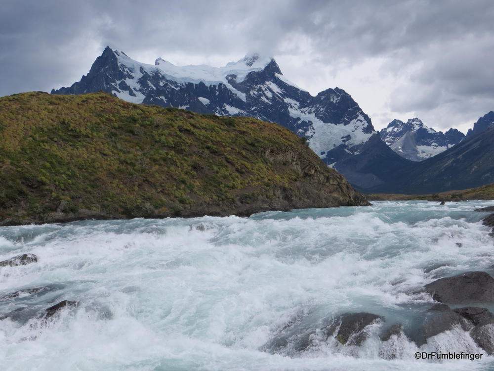 More Patagonian scenery, Torres Del Paine, Chile