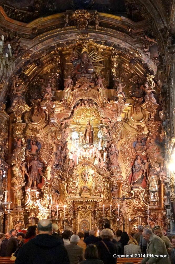Altar of San Jose Chapel, Seville