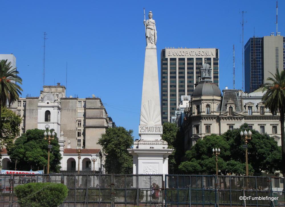 Plaza de Mayo, Buenos Aires