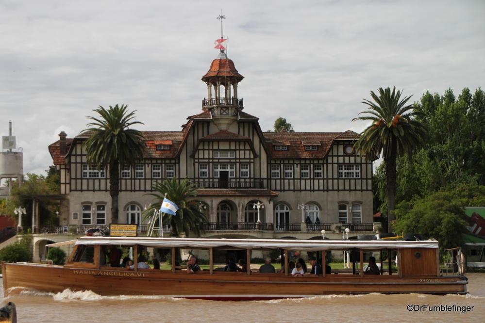 Club de Regatas La Marina, El Tigre, Argentina