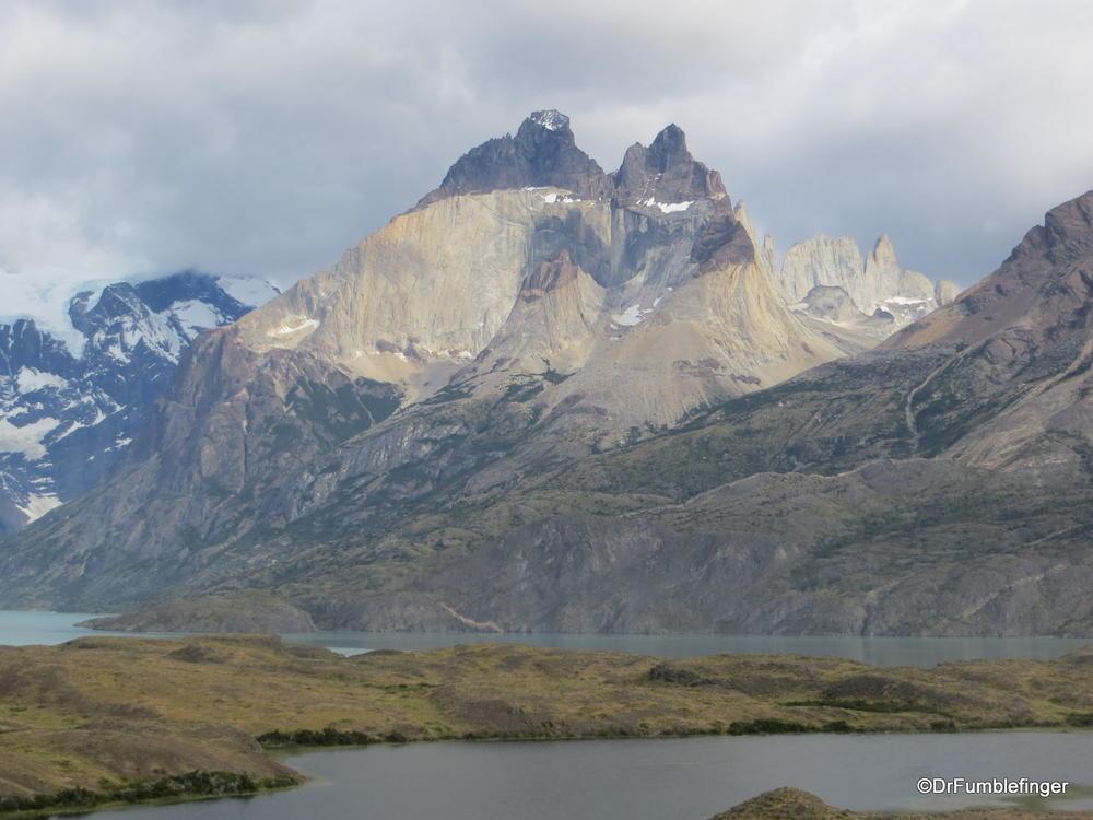Paine Massif,  Torres Del Paine, Chile
