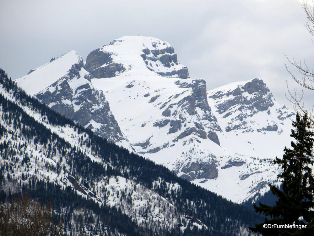 Rocky Mountains, near Fernie, British Columbia