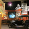 Exhibit in the National Steinbeck Center, Salinas, California