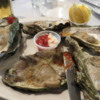 BBQ grilled oysters, Monterey's Fish House, California