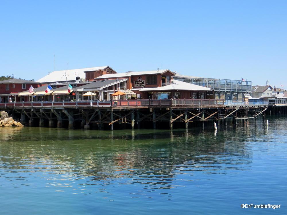Fisherman's Wharf, Monterey Harbor, California