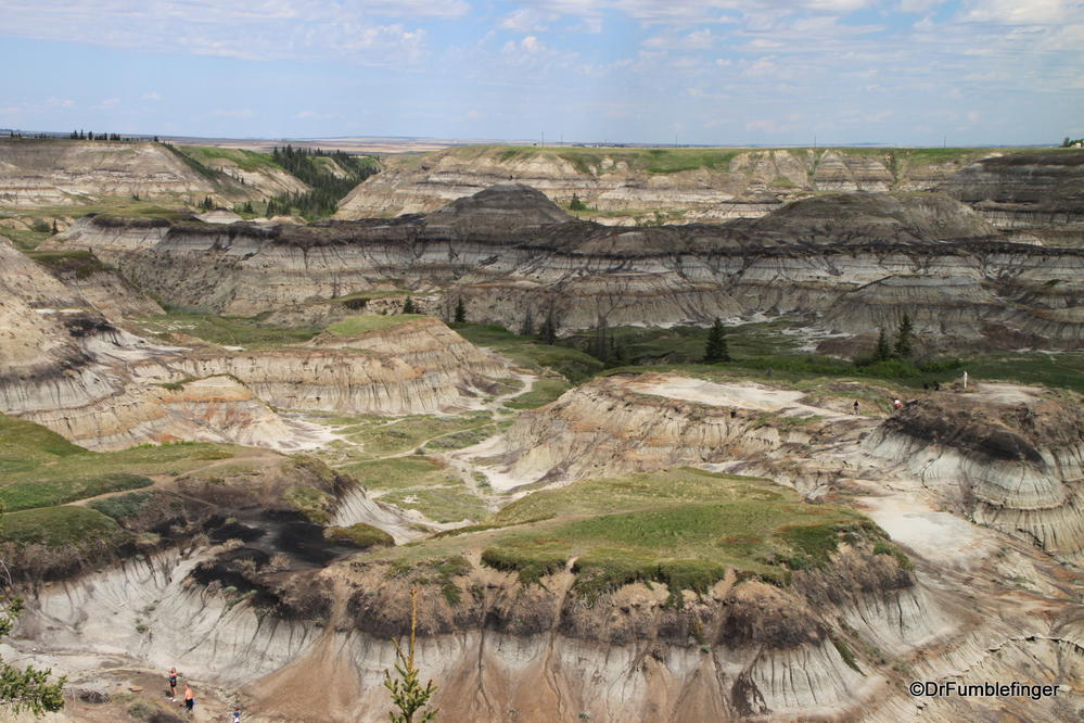 Alberta's Badlands, Horseshoe Canyon