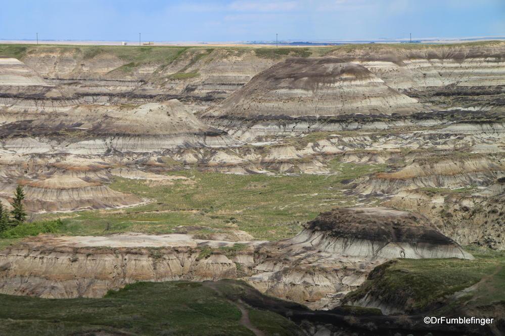 Alberta's Badlands, Horseshoe Canyon