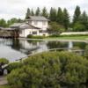 Nikka Yuko Japanese Gardens, Lethbridge, Alberta