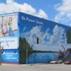 Manitoba Hydro (electricity) building, Winnipeg, Canada