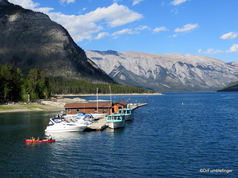 Lake Minnewaka, Banff National Park, Alberta
