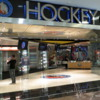 Entrance to the Hockey Hall of Fame, Toronto, Canada