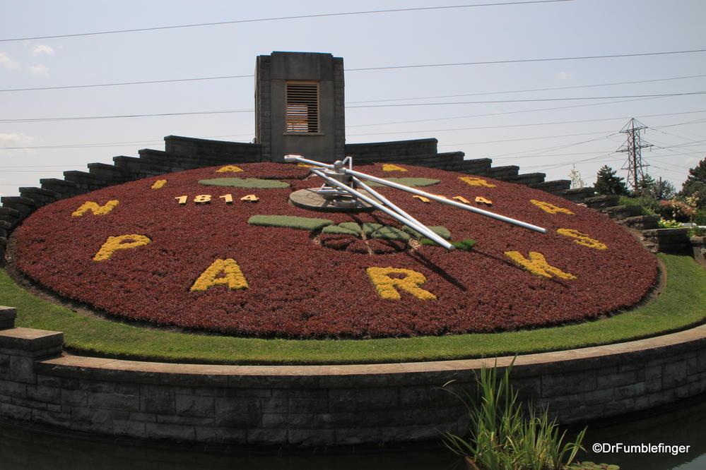 Floral Clock, Niagara Falls