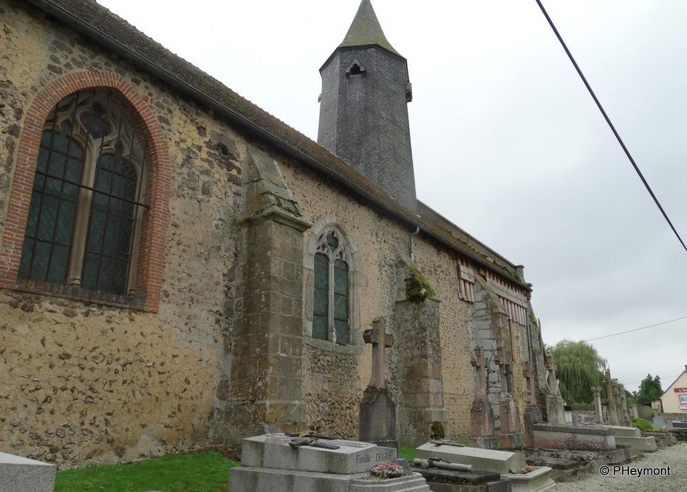 Detail of St. Martin church