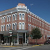 Leadville, Colorado.  One of many attractive older buildings in town
