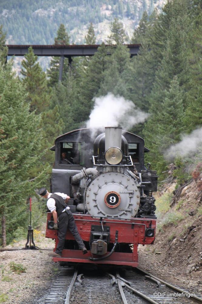 Georgetown Loop Railroad, Colorado