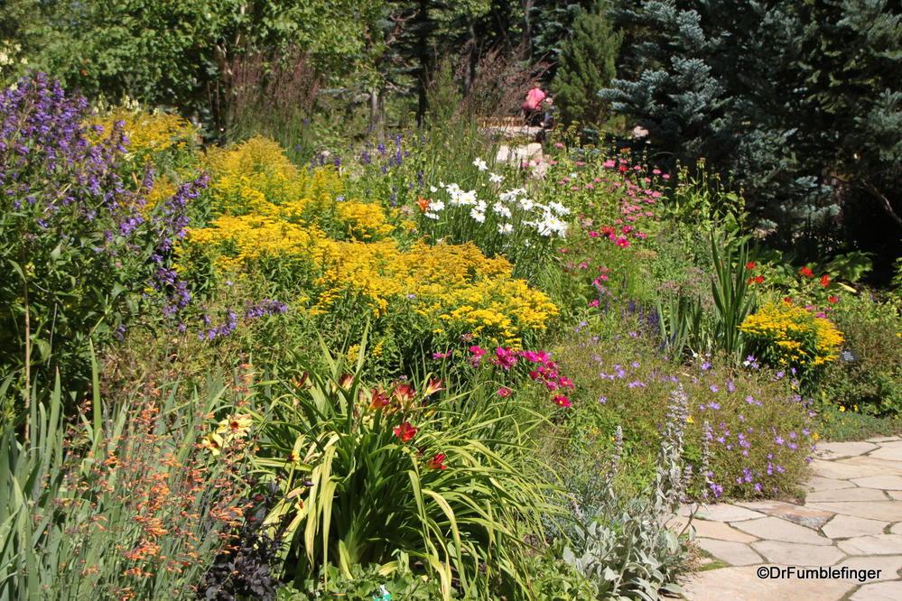 Betty Ford Alpine Gardens, Vail, Colorado