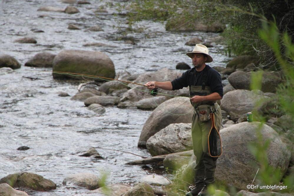 Fly fishing vail colorado travelgumbo for Colorado fly fishing