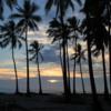 Sunset @ Pu`uhonua O Hōnaunau National Historic Site (Place of Refuge), Big Island of Hawaii
