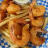 Beer-battered Shrimp -- also excellent.  Waimea, Kauai