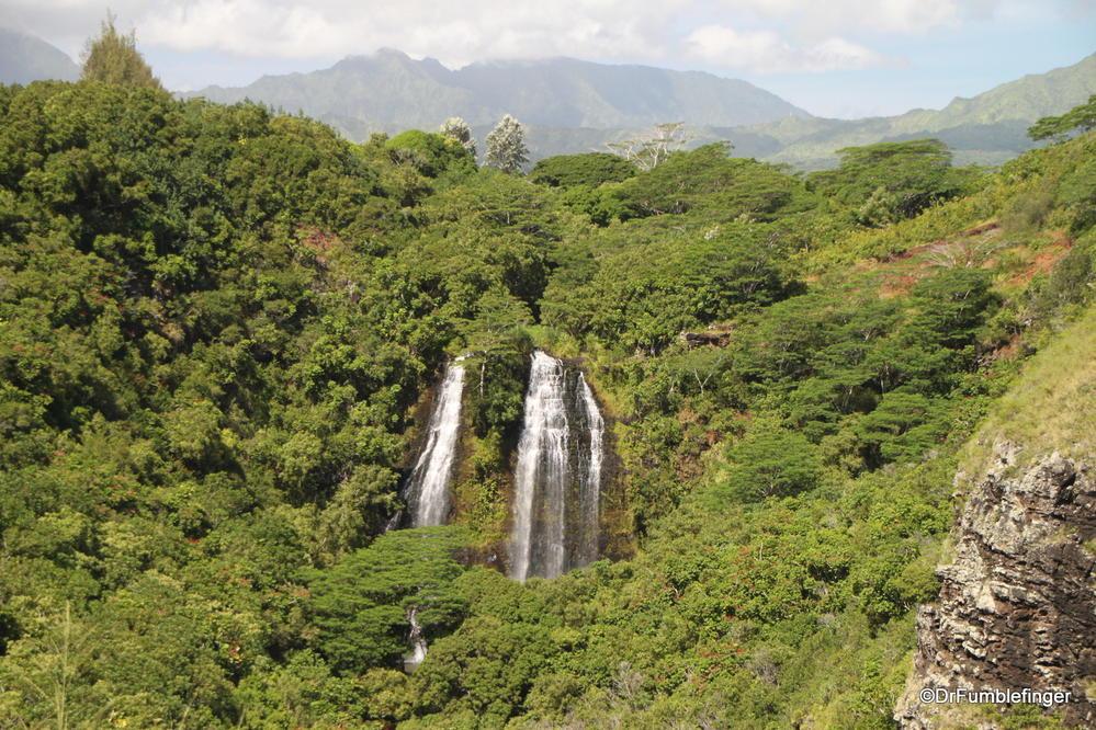 Opaeka'a Falls, Kauai