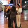 Elvis sighting, Freemont Street, Downtown Las Vegas