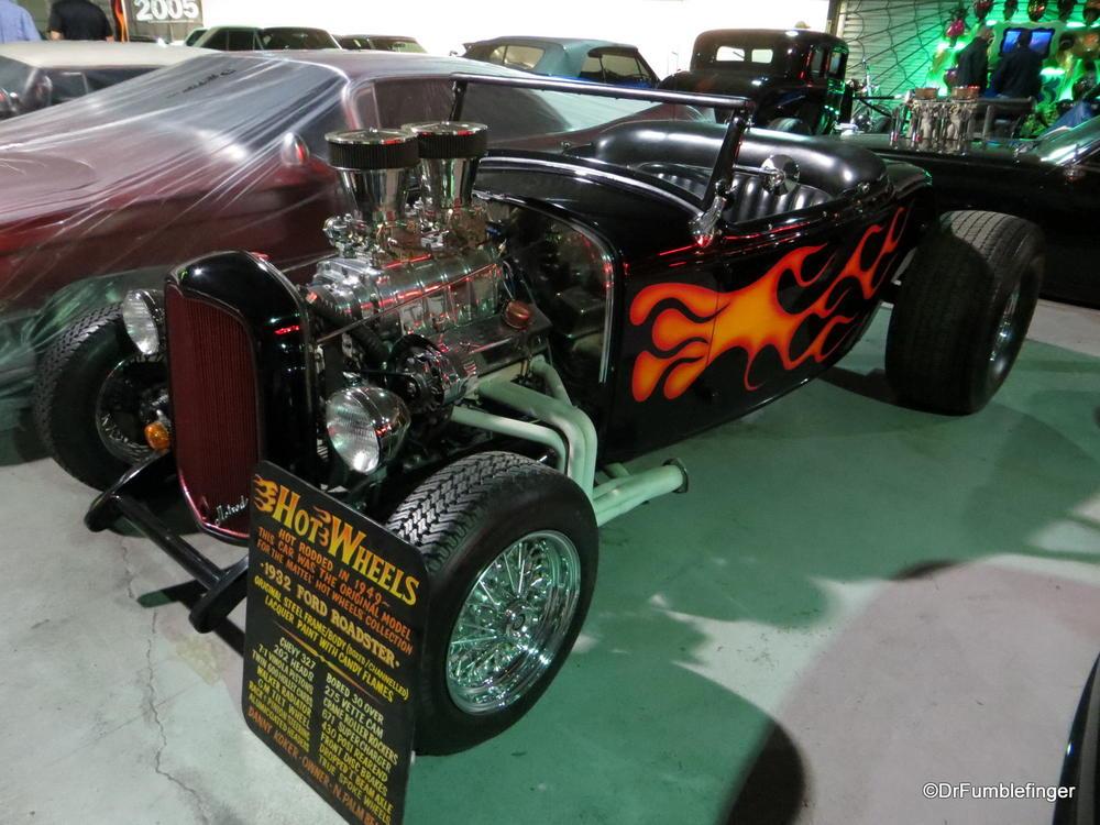 Hot Rod at Count's Kustoms, Las Vegas | TravelGumbo