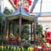 Chinese Year display, Bellagio Conservancy, Las Vegas