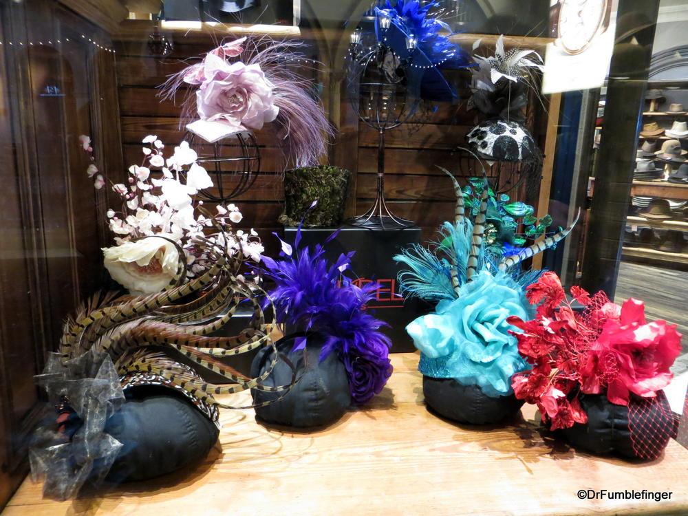 Hat Shop, Shops at the Grand Canal, Venetian Resort, Las Vegas