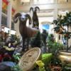 Year of the Sheep exhibit, Palazzo resort,  Las Vegas, Nevada