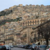 The Baroque hill town of Modica, Sicily