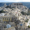 Ragusa Ibla, Sicily.  One of the UNESCO Heritage site Baroque Mountain towns of Sicily