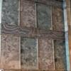 Marble panels in Hagia Sophia
