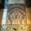 Marble patterns at Hagia Sophia, Istanbul