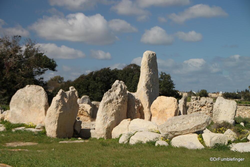 A portion of ancient Hagar Quim