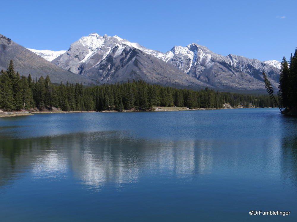 Palliser Range, Banff National Park