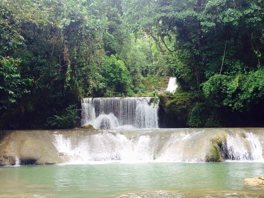 Y.S Falls, Jamaica