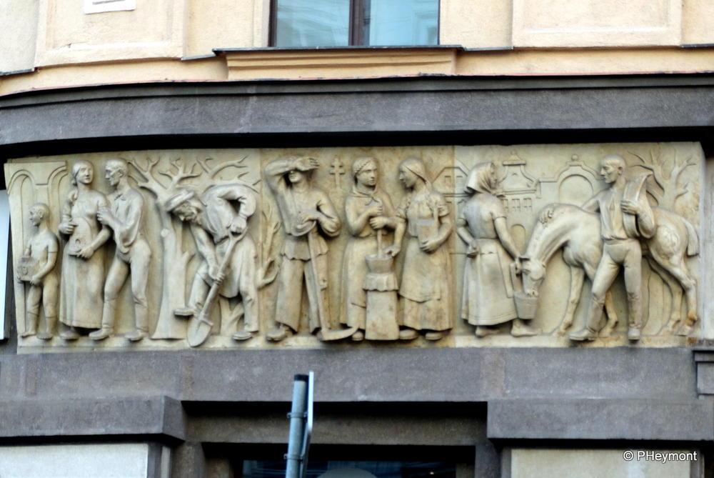 Daily Life, Prague