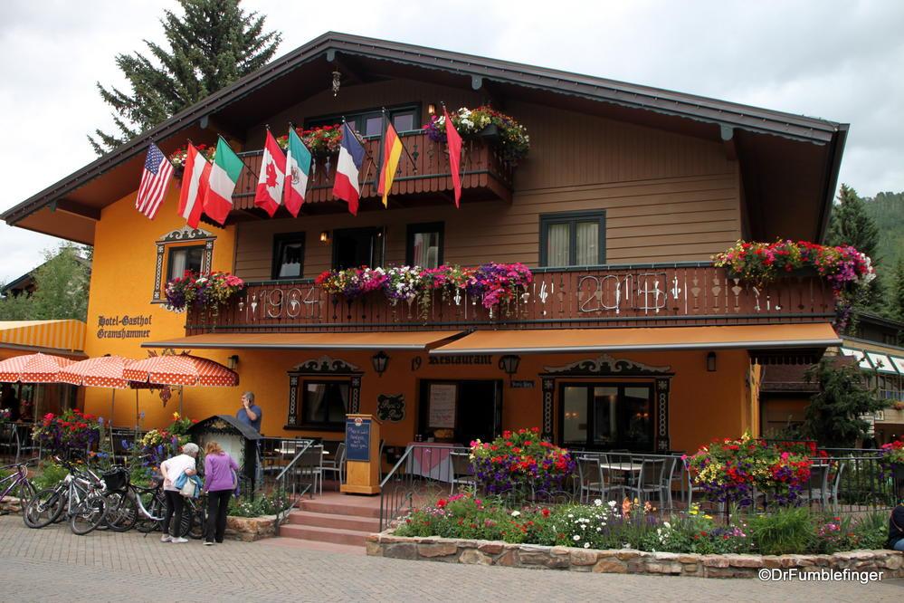 Restaurant-Hotel in Vail, Colorado
