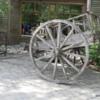 Red River Cart, Fort Whyte Center, Winnipeg