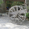 Red River Cart, Fort Whyte Center, Winnipeg