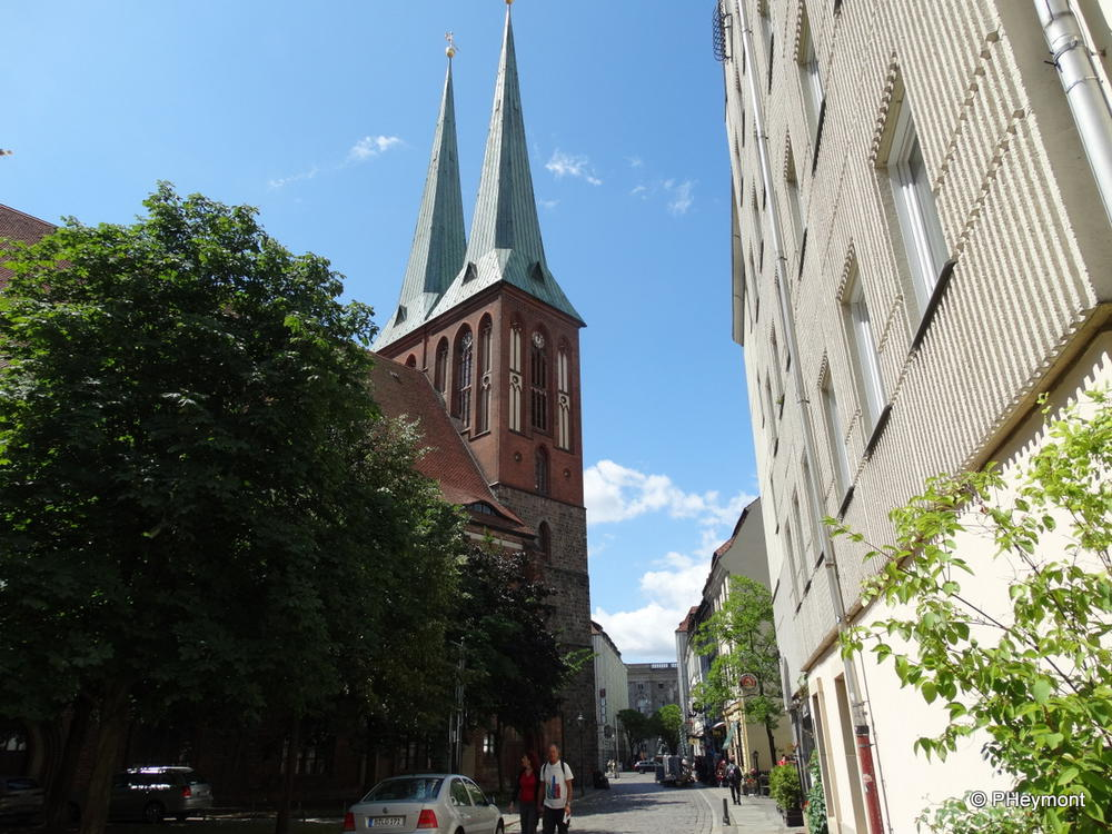 Nikolai Church, Berlin
