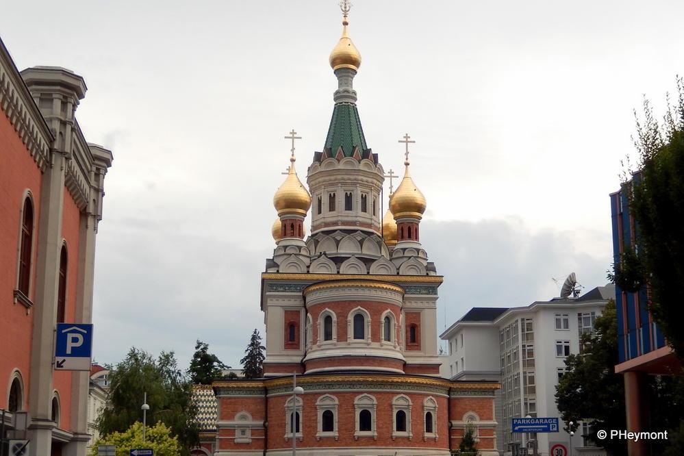 Russian Orthodox church, Vienna