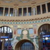 Prague's old station rotunda