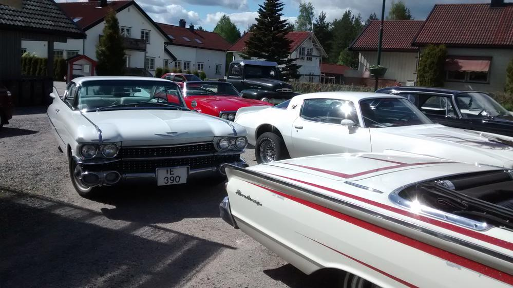 Cruise-In, Lunde Norway
