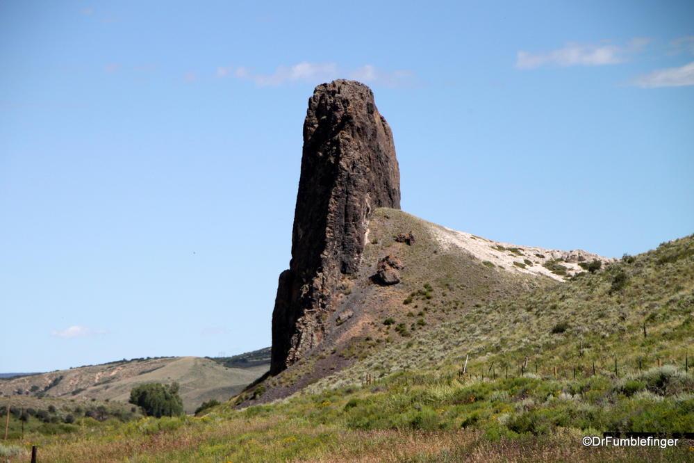 Finger Rock, Colorado