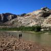 Green River Valley, Dinosaur National Monument, Utah