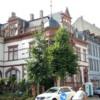 Exuberant facade, Heidelberg
